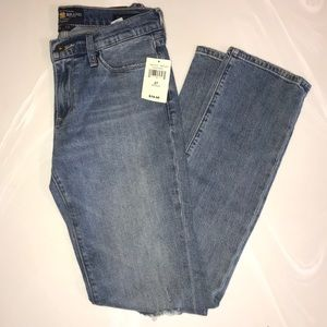 LUCKY BRAND Straight Relaxed Fit Mid Jeans 4/27 R